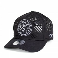 Boné Other Culture Snapback Cool Aba Curva / Preto