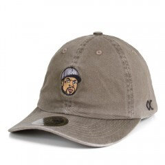 Boné Other Culture Strapback Dad Had Ice Verde Musgo