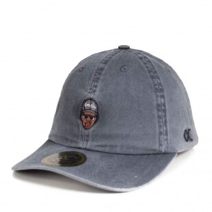 Boné Other Culture Strapback Dad Had Eaz Cinza