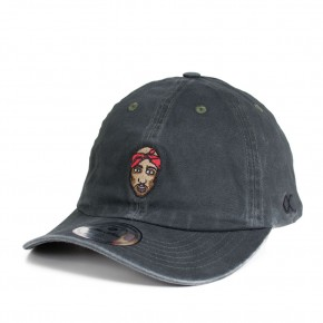 Boné Other Culture Strapback Dad Had Makavei Verde