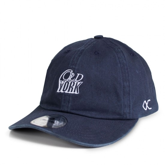 Boné Other Culture Strapback Dad Had Old York Marinho