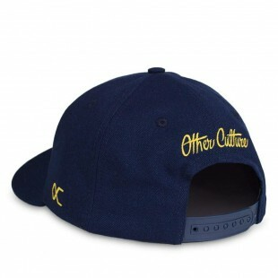 Boné Other Culture Snapback Builder Aba Curva / Marinho