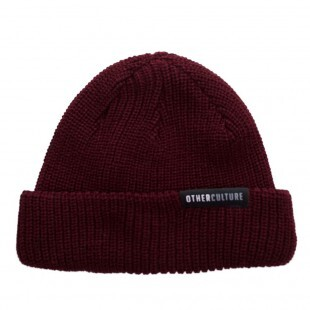 Gorro Other Culture Classic Vinho