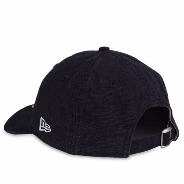 Boné New Era Strapback Boston Red Sox Aba Curva / Marinho