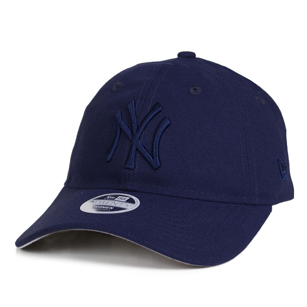 Boné New Era Strapback New York Yankees Aba Curva / Azul