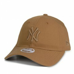 Boné New Era Strapback New York Yankees Aba Curva / Kaki