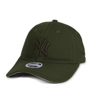 Boné New Era Strapback New York Yankees Aba Curva / Verde
