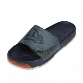 Chinelo New Era Slip-On Verde