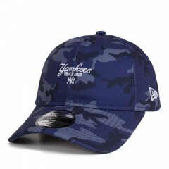 Boné New Era Strapback New York Yankees Aba Curva / Camuflado