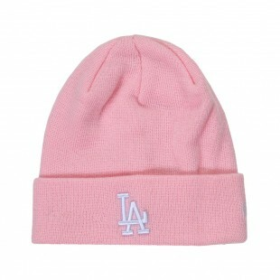 Gorro New Era Los Angeles Dodgers Rosa