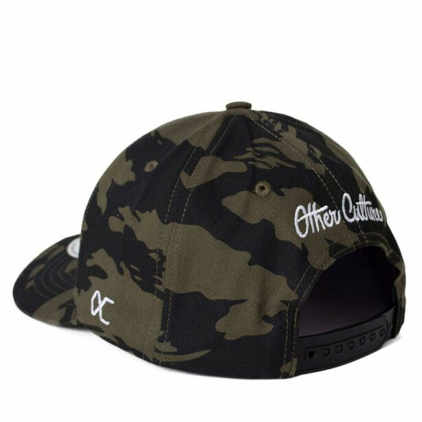 Boné Other Culture Snapback NYC Camuflado