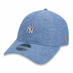 7612869eb Boné New Era 920 New York Yankees Aba Curva Azul
