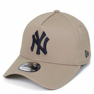 Boné New Era Snapback New York Yankees Aba Curva 9Forty