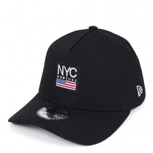 Boné New Era Snapback NYC New York Aba Curva 9Forty