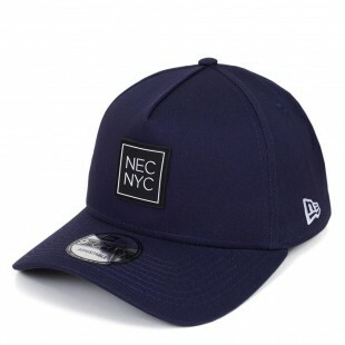 Boné New Era Snapback NYC NEC Aba Curva 9Forty