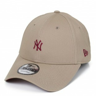 Boné New Era Snapback New York Yankees Aba Curva Mini Logo