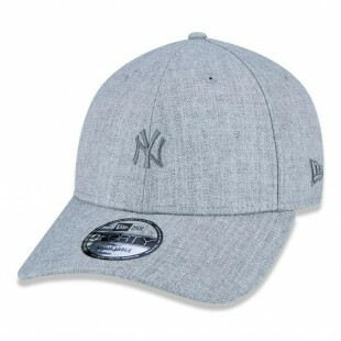 78c94466f Boné New Era Snapback New York Yankees Mini Logo Aba Curva