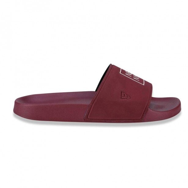 Chinelo New Era Slide NYC Vinho