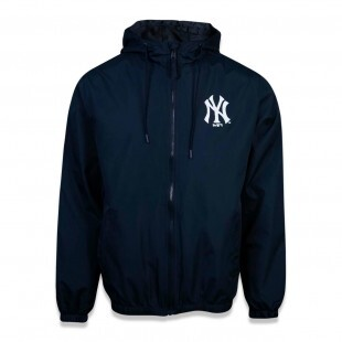 Jaqueta New Era New York Yankees Marinho MLB
