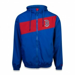bb7bdfc15d6 Jaqueta New Era Boston Red Sox Azul MLB