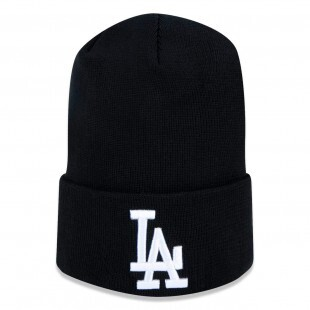 Gorro New Era Los Angeles Dodgers Preto MLB