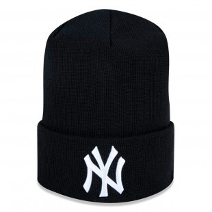 Gorro New Era New York Yankees Preto MLB