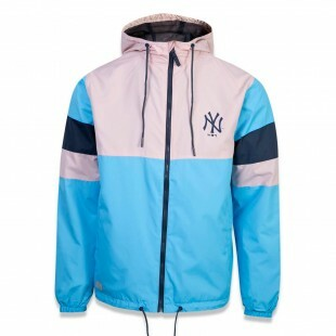 Jaqueta New Era New York Yankees Windbreak MLB Azul