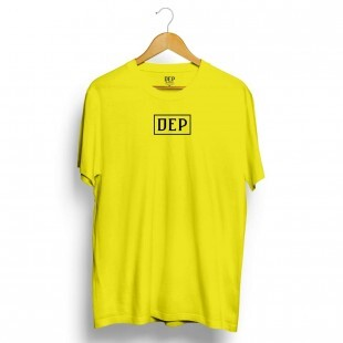 Camiseta Dep Colors Amarela