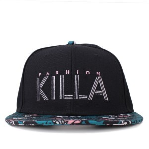 Boné Cayler And Sons Snapback Killa Cap Black/Printed