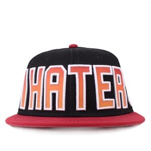 Boné Cayler And Sons Snapback Hi Haters Cap Black/Red