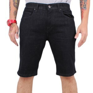 Bermuda DC Shoes Jeans Core Slim Azul