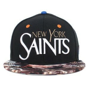 Boné Cayler And Sons NY Saints Black/MC