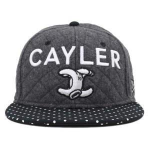 Boné Cayler And Sons Snapback Still Grey/Printed
