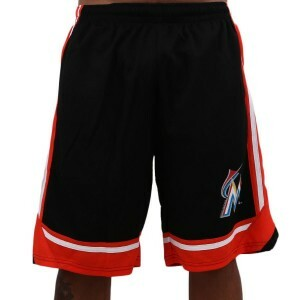Bermuda New Era Miami Marlins Black/Red/White