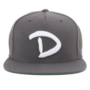 Boné Diamond Supply Co Snapback OG D Grey
