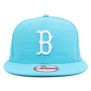 Boné New Era 9FIFTY Snapback Boston Red Sox Tradicional Blue
