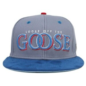 Boné Cayler And Sons Snapback Goose Grey/Blue