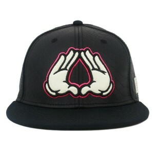 Boné Cayler And Sons Snapback Dynastus Black