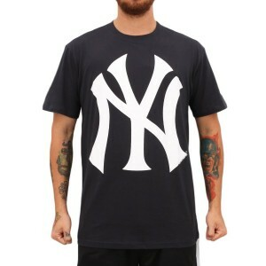 Camiseta New Era New York Yankees Navy