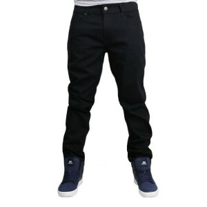 Calça DC Shoes Combat Straight Fit jeans Black