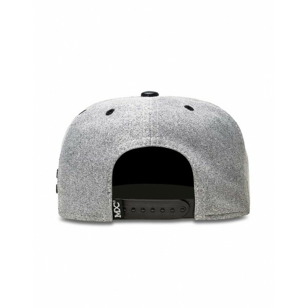 Boné Multcaps MXC Snapback Logo Grey/Black