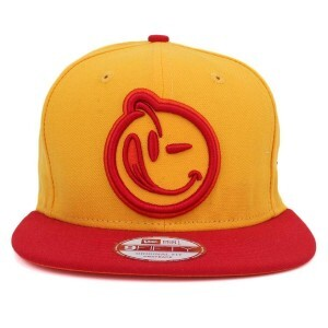 Boné New Era 9Fifty Original Fit Snapback Yums Yellow/Red