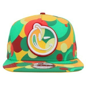 Boné New Era 9Fifty A-Frame Snapback Yums Printed