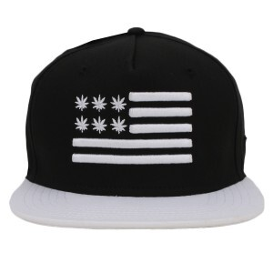 Boné Cayler And Sons Snapback State Black