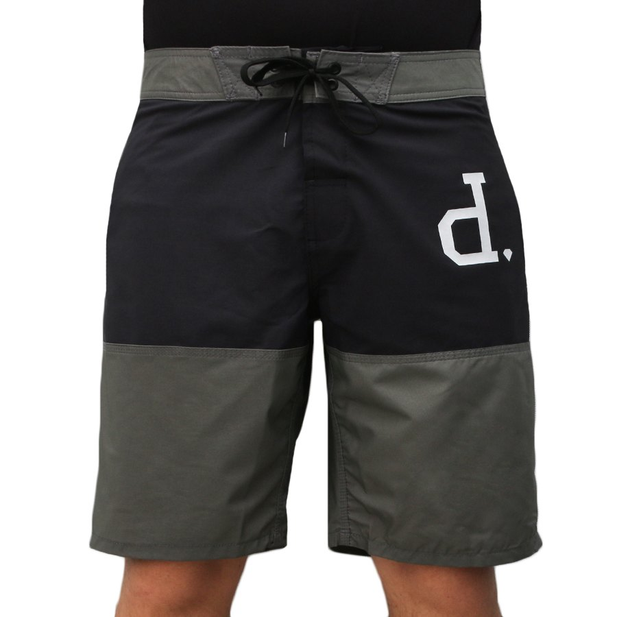 Bermuda Diamond Supply Co Un-Polo Black/Lead