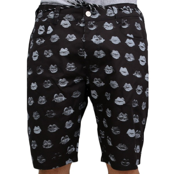 Bermuda Hocks Mallorie Black/Printed