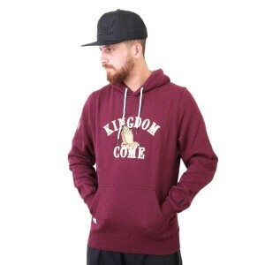 Moletom Cayler And Sons WL Kingdom Come Hoody Bordo