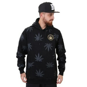 Moletom Cayler And Sons GL Best Budz Hoody Preto