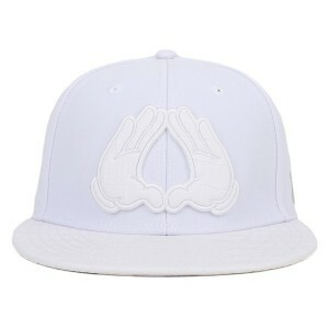 Boné Cayler And Sons Snapback WL Brooklyn Branco