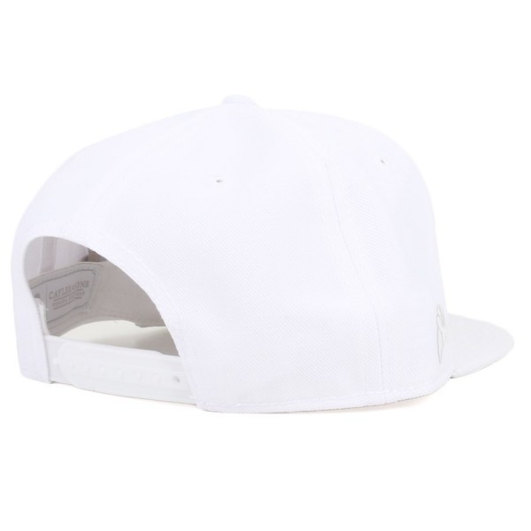 Boné Cayler And Sons Snapback OG Paris Branco